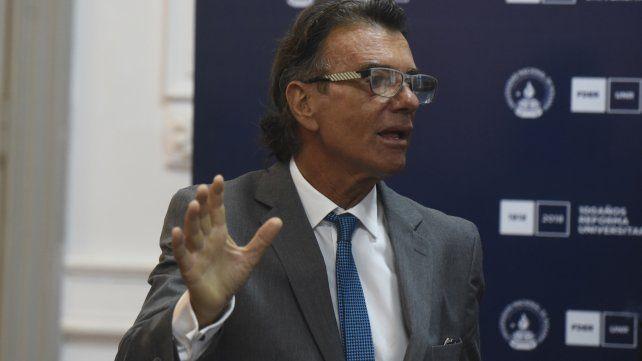 Erbetta dijo que posiblemente haya que revisar el sistema de feria de los fiscales