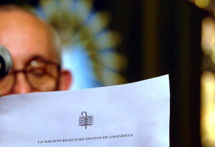 La Iglesia llamó al diálogo y pidió rever medidas