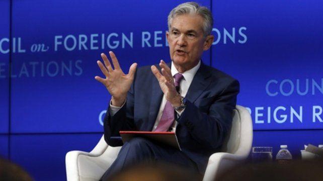El presidente de la Reserva Federal