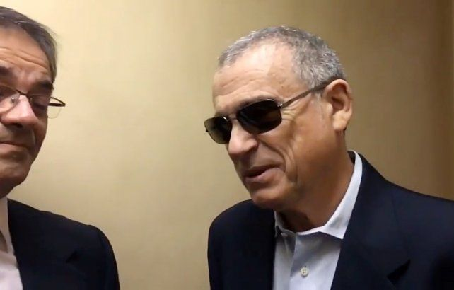 El exjefe de los espías Jaime Stiuso declaró ante el juez Claudio Bonadío durante tres horas.