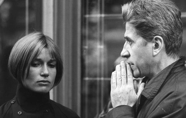 """Alain Resnais. El director francés fue premiado en la Berlinale por su último filme """"Amar"""