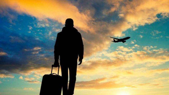 La gente extraña viajar.