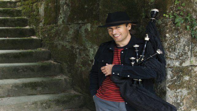 El músico español compartió escenario con artistas como Lou Reed