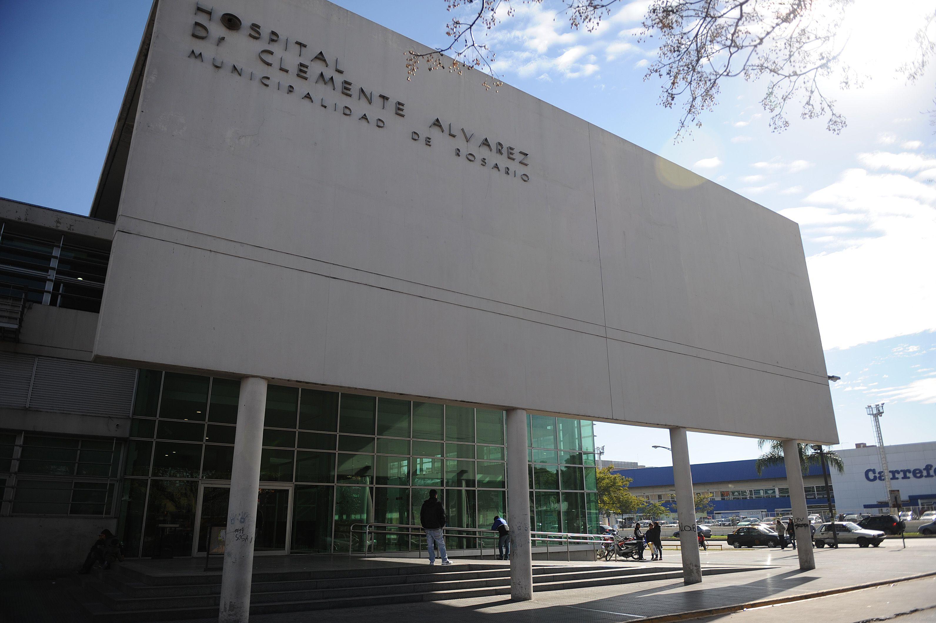 El Hospital Clemente Alvarez. La víctima del violento asalto fue atendida en ese nosocomio.