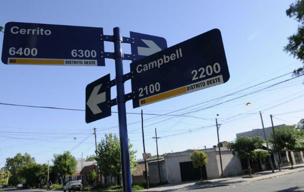 Campbell y Cerrito