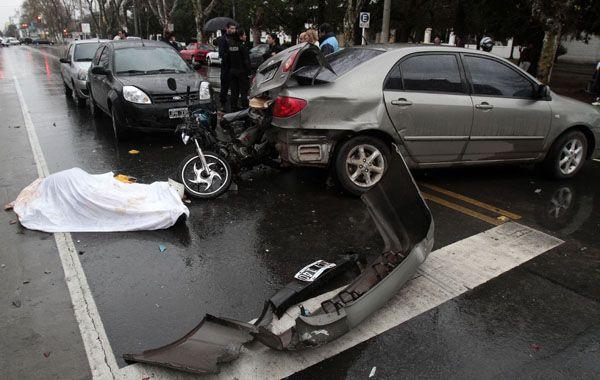 Después del accidente