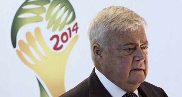Jaqueado por denuncias de corrupción, renunció Ricardo Teixeira a la jefatura del fútbol de Brasil