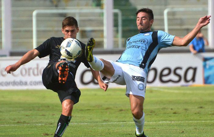 Belgrano y Banfield no pudieron sacarse ventaja