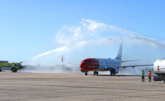 Otra aerolínea low cost inició sus operaciones en el país