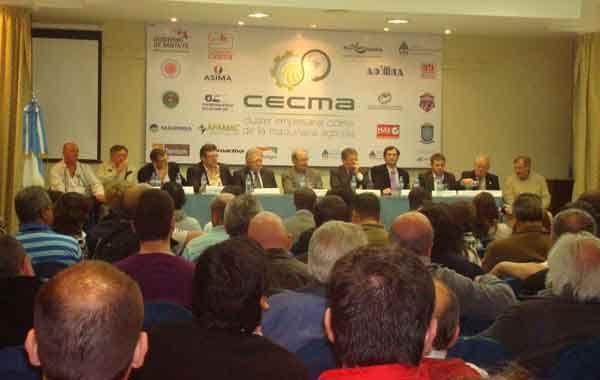 Autoridades de Santa Fe y Córdoba participaron de la apertura de la muestra