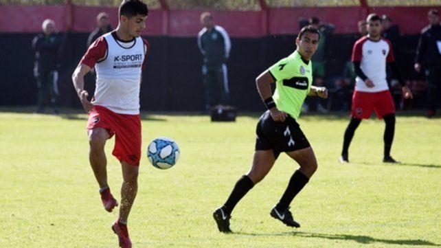 En busca de ganar ritmo futbolístico