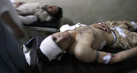 Represalia por Bin Laden: atentado en Pakistán causó 80 muertos