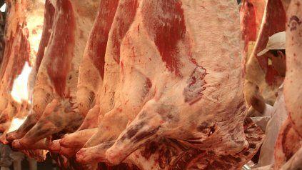 Se establece que se rehabilita la exportación, pero hasta llegar al 50% del nivel de 2020, para poner limite al incremento desmedido del precio de la carne, señaló Kulfas.