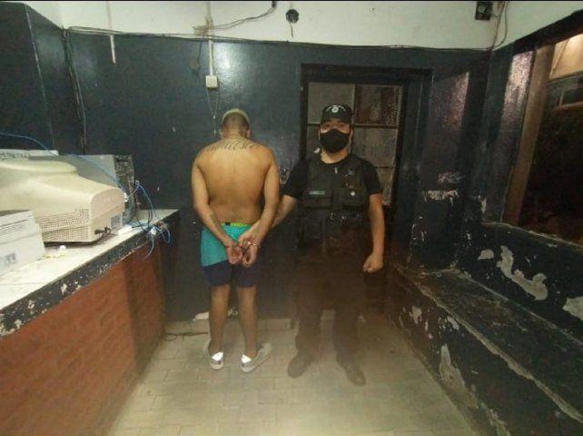El cuarto sospechoso por el homicidio de Sebastián Cejas.