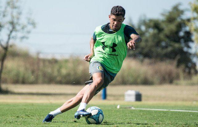 La chance. Cocca le daría la oportunidad a Federico Martínez en el ataque canalla.