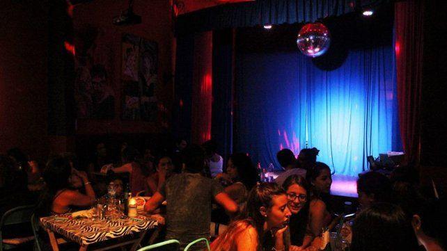 Teatro breve en Kika Bar para reírse los domingos