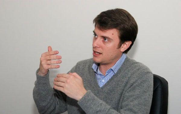 El concejal dijo que Macri acompañará los desafíos que tenga la ciudad y la provincia.