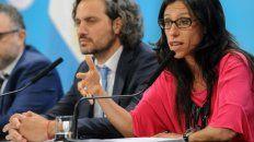 La secretaria de Comercio Interior, Paula Español, señaló que el de las carnes es un acuerdo federal.