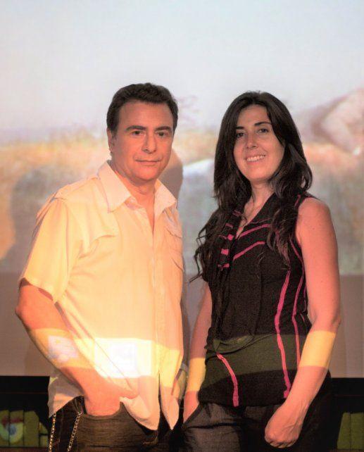"""Entre canciones y poemas. Reynaldo Sietecase y Sandra Corizzo presentan esta noche """"Lengua Sucia""""."""