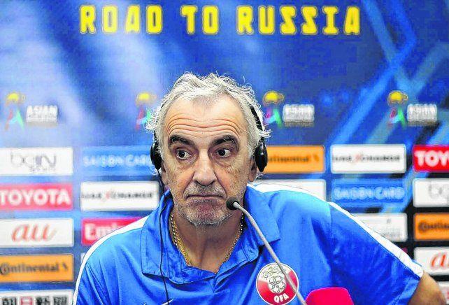 Jorge Fossati: Argentina tiene que estar en el Mundial