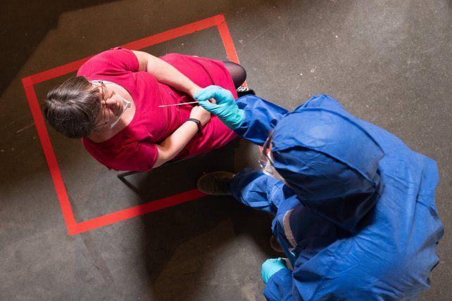 Rosario registró 9 muertes de coronavirus tras dos días sin víctimas fatales