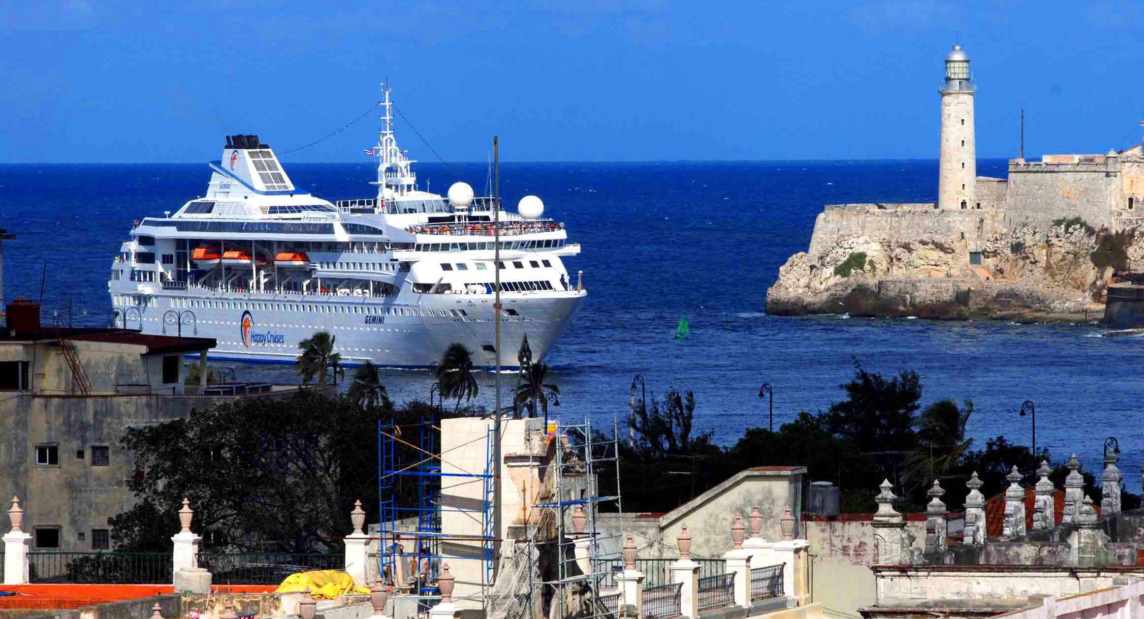 Por mar. Los viajes marítimos desde EEUU a la isla deberán esperar la aprobación de las autoridades cubanas.