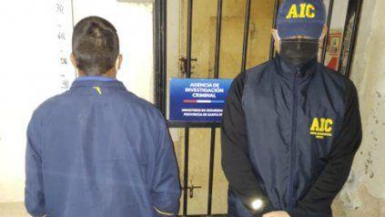 Efectivos de la AIC detuvieron a uno de los implicados en el asesinato de un comerciante ocurrido en 2015.