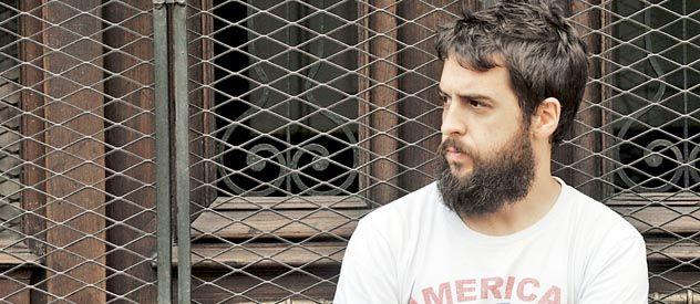 Federico Peretti filmó a más de un centenar de clubes y hasta rodó en un Penal de Campana.