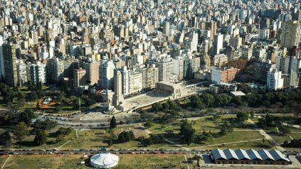 El tiempo en Rosario: llegan días muy agradables, pero el viento traerá el humo de las islas