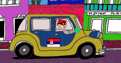 Un matrimonio serbio recupera el coche que le habían robado hace 14 años
