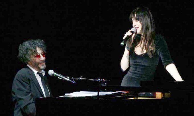 En el regreso de Fito Páez a los escenarios, Charly García ironizó: Son un asco