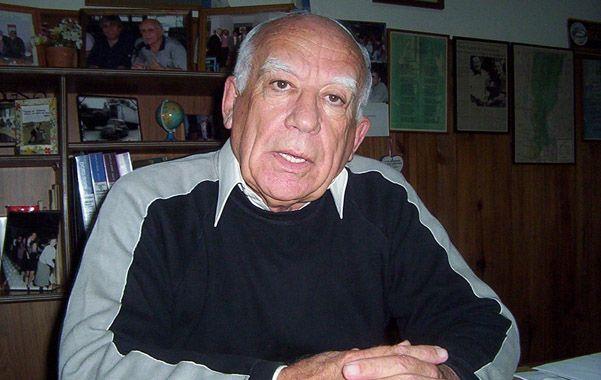 Abel Beroiz. El gremialista provincial de camioneros fue asesinado en el centro de Rosario en noviembre de 2008.
