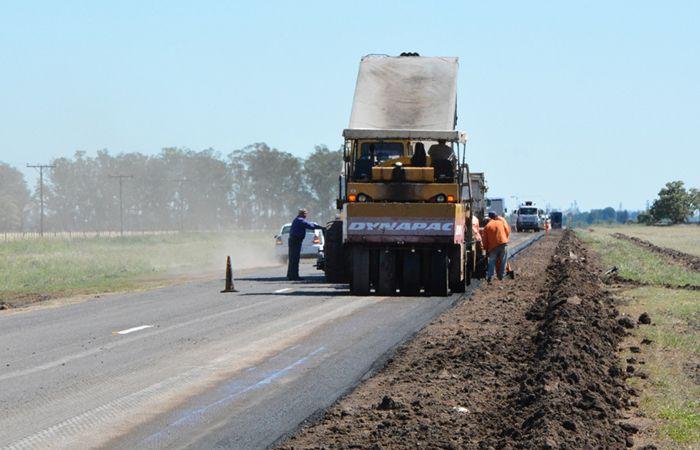 La ruta 34 seguirá con el plan de sus obras.