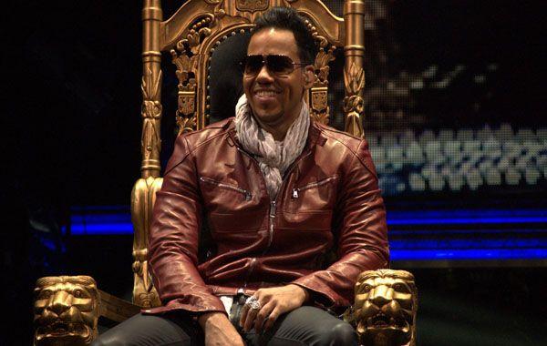 Romeo Santos contó en una entrevista con La Capital que está muy agradecido por su éxito y no se lo esperaba.