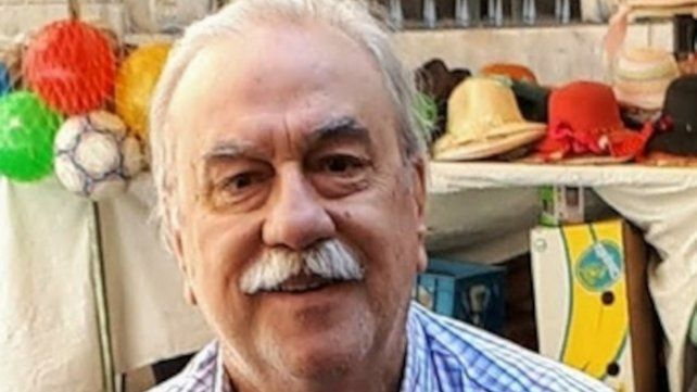 Pablo Andrés Cribioli demostró a sus 73 años estar con una memoria envidiable.