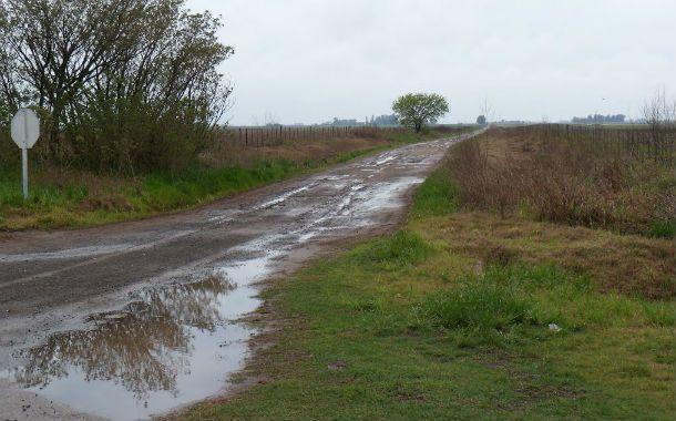 """Barrial. Aseguran que las últimas lluvias dejaron al descubierto """"todo lo que no se hizo"""" en los caminos."""