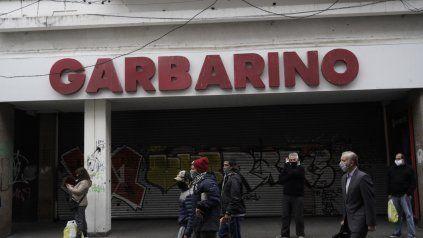 El local de Peatonal Córdoba y el resto de las sucursales hoy no abrió sus puertas.