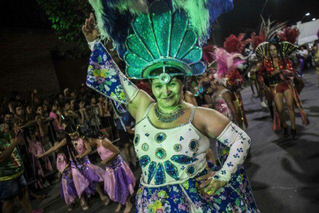 Siguen los carnavales en el parque Scalabrini