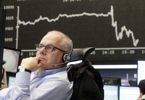 La Bolsa de Frankfurt lideró las bajas en los mercados europeos