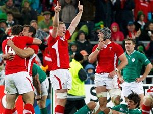 Por primera vez en su historia, Gales avanzó hacia semifinales