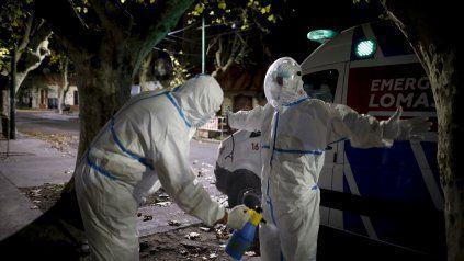 Rosario registró 134 muertes por coronavirus en la primera quincena de junio