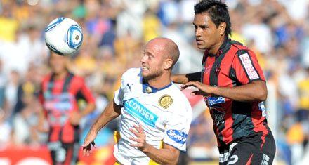 Central se impuso con gol de Figueroa