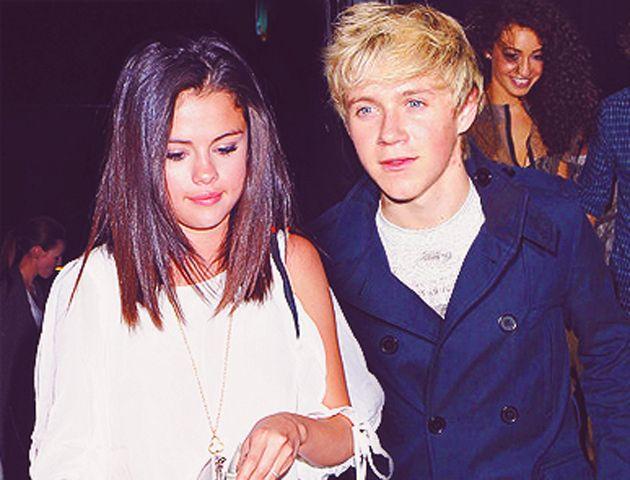Selena Gomez y Niall Horan.