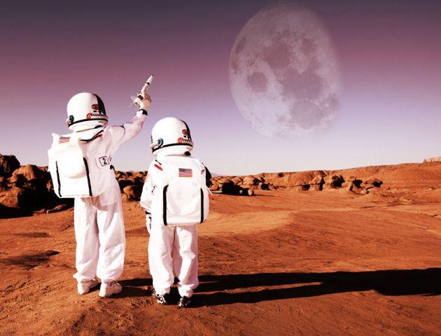 Mil personas seleccionadas para vivir en Marte sin poder volver a la Tierra