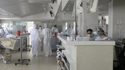 En Rosario el mes de julio registra el mayor promedio de muertes por día de la pandemia