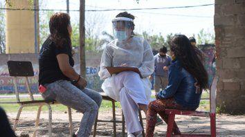 El coronavirus en los barrios: los centros de salud bajo un estrés nunca imaginado