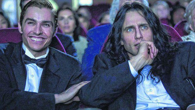 hermanos. Dave Franco (izquierda) interpreta a David Sestero