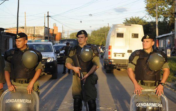 """La intendenta aseguró estar """"convencida"""" de que habrá mayor presencia de gendarmes. (F.Guillén)"""