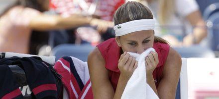 Gisela Dulko perdió por paliza con Bondarenko y quedó afuera del US Open