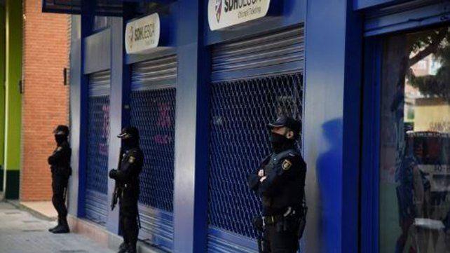 Detienen a varios jugadores españoles acusados de arreglar partidos